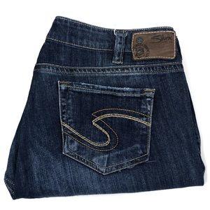 Silver jeans Frances fit J34